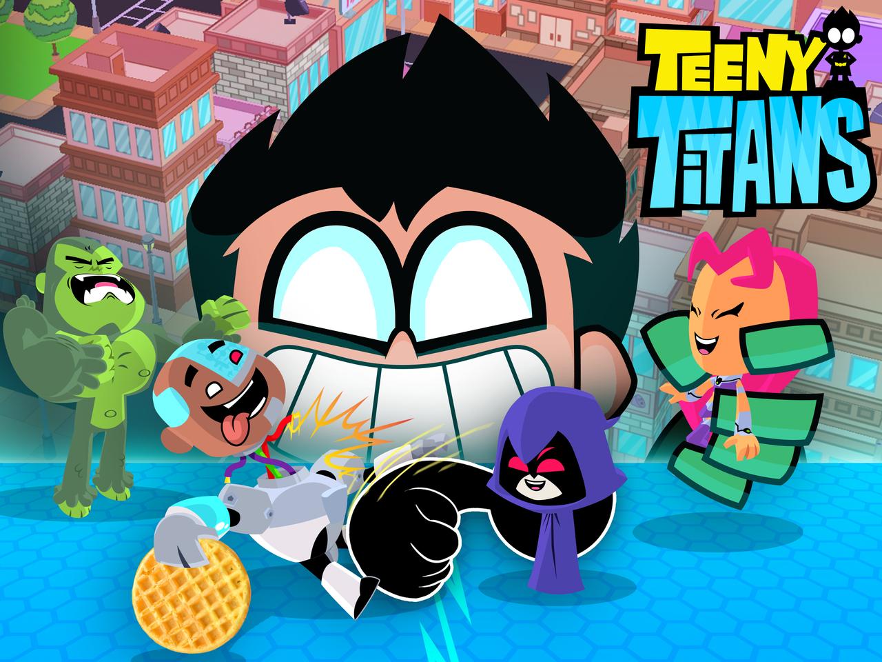 Cartoon Network Lanza Juego De Los Jovenes Titanes En Accion Trendytec