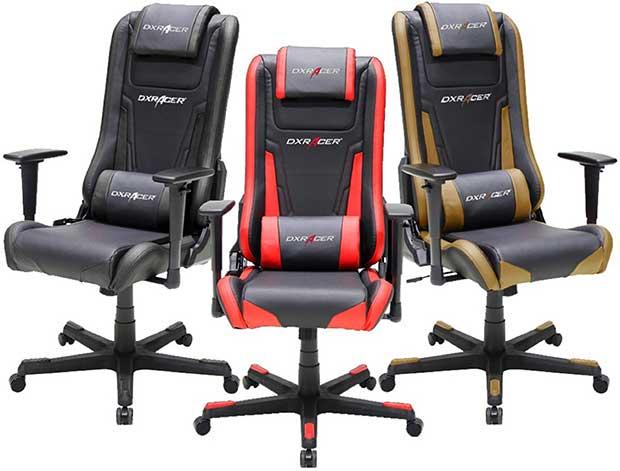 Llegan a chile las sillas dxracer para gamers trendytec for Sillas ergonomicas chile