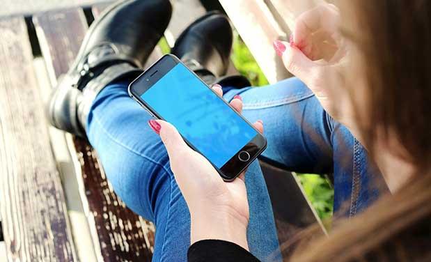Uso de Smartphone